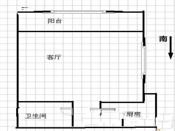紫郡长安-户型图4