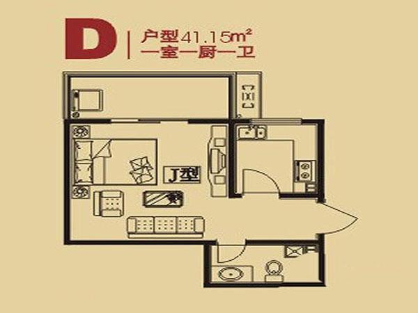长丰园-户型图4
