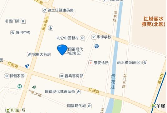 北仓中营新村
