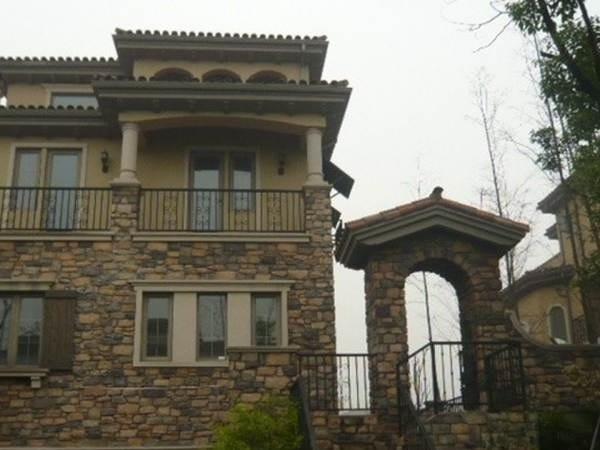 庆隆高尔夫别墅天然让你看了就不想走的森林攻略莫干山别墅v别墅图片