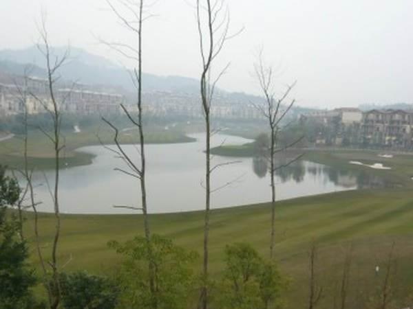 庆隆高尔夫天然别墅让你看了就不想走的青龙森林杭州别墅山庄图片
