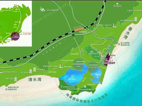 合景汀澜海岸别墅-户型图3