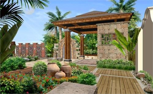 珊瑚宫殿克拉别墅 买地上82平送地下109平 送车位-室外图-334442521