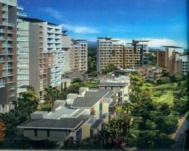 富力湾  独栋半山豪宅别墅 正面观海 纯地上三层 现房-室外图-334460563