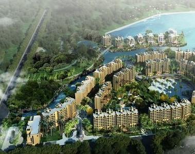 海棠湾六和悦城 地址:三亚天涯区-三亚湾 海棠湾南田国际温泉旅游城