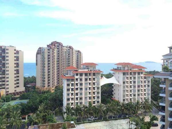 阳光棕榈泉国际公寓-外观图1