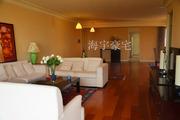 棕榈泉客厅朝南 豪装大3居 南北用途 可改4居 性价比高