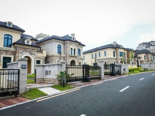 深圳小梅沙天麓稀缺海景独栋别墅,最佳的生态环境,绝无仅有!