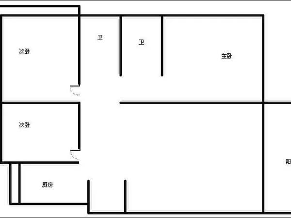 凤凰水城-户型图6