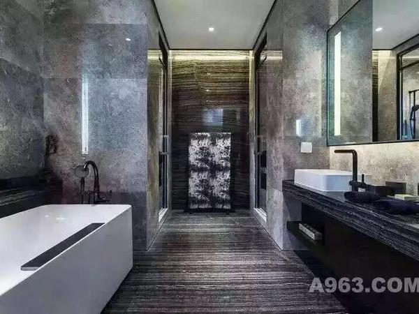新中式厕所建筑