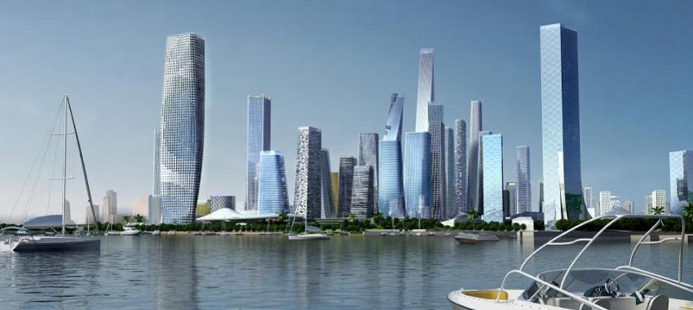 前海-未来之城