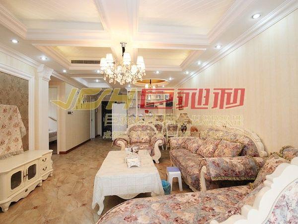 小房子花35万的全新的欧式装修