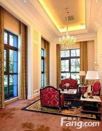 远洋天著14年销冠园林皇家丰富意思别墅新室内设计空间什么产品图片