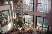 华府新出客厅挑空6.5米性价比高 小区中心位置 三小学区房