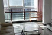 高新区经典双城2室2厅86平米精装修1700元带家具