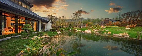新中式豪宅别墅图片