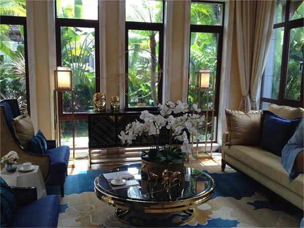 清水湾 碧桂园珊瑚宫殿克拉别墅 精装修 买一层送一层 送车位-室内图-2
