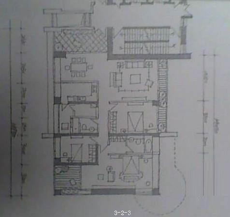 户型 户型图 平面图 476_448