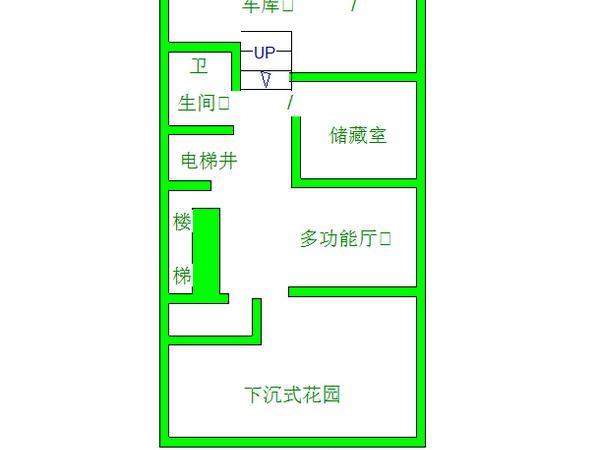 金地芙蓉世家-户型图4