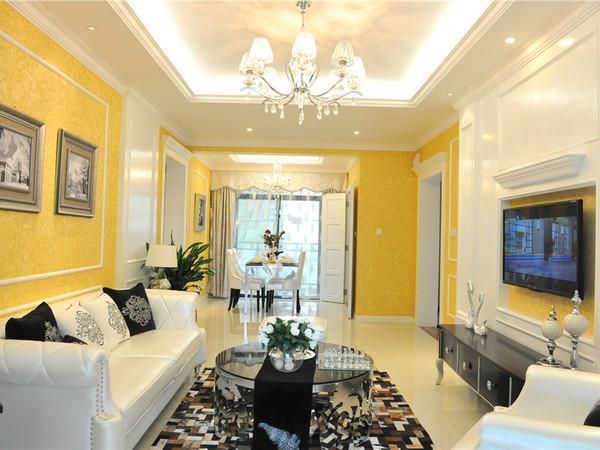 恒大御景湾品质大盘 精装现房发售 享内外双海湾2房36万养生-室内图-2