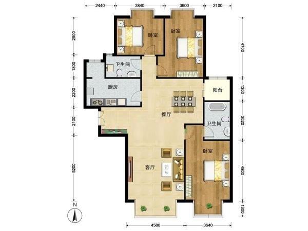 安静高端欧式建筑-室内图-11