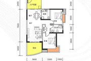 海南购房网 东汇西海岸 配套齐全 性价比之王 89平舒适两房