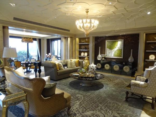 星河湾半岛 半岛豪宅 开启完美岛居生活 生来不凡为尊贵而生