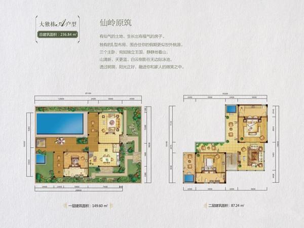 龙湾·雨林谷-户型图6