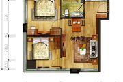 呈贡地段 昆明市政府春融街地铁口购物广场商铺现售-室内图-4