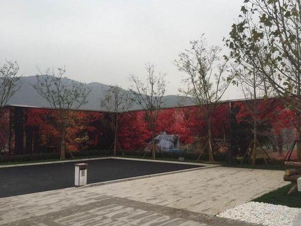 新中式山林别墅,紧邻八大处