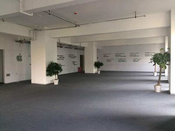 武昌徐东核心成熟商圈 繁华地段 200 1000平绝版写字楼-室内图-3