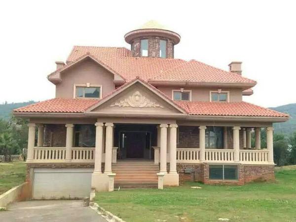 果林溪谷旁世林国际别墅赠送450平米私家花园车库地下室全赠送-室外图-294437035