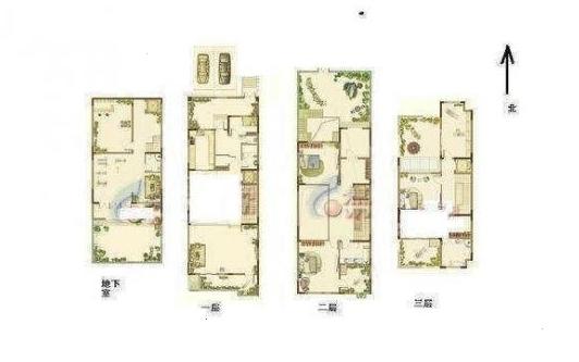 金地芙蓉世家-户型图6