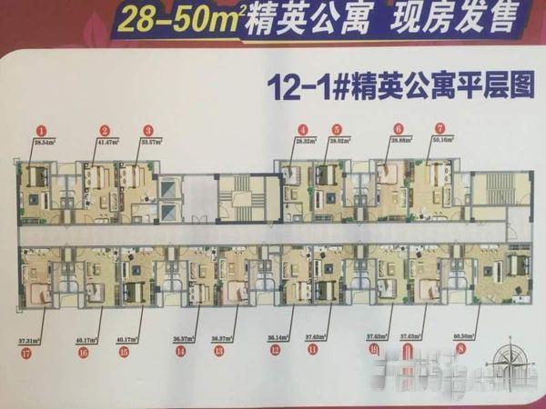 太奥广场-户型图5