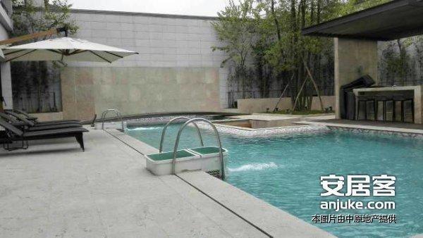 松山湖晟园 香港设计师设计 纯中式风格别墅带700平花园