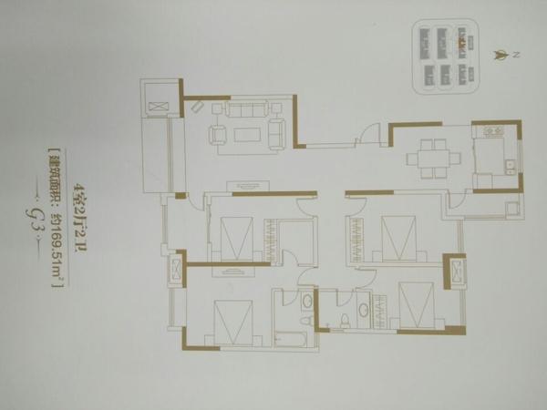 世融嘉轩-户型图6