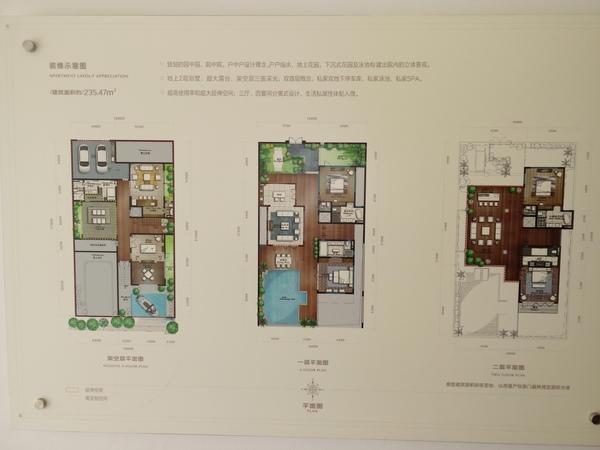 申亚亚龙湾壹号 国湾中枢 一院两天堂 空中泳池 私家电梯 -室内图-11