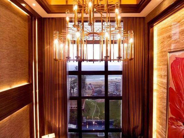 富力湾  独栋半山豪宅别墅 正面观海 纯地上三层 现房-室内图-4