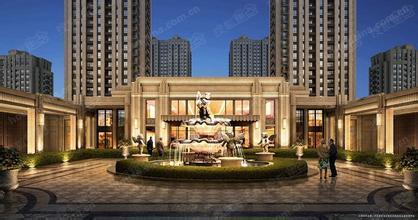 江南首府-外观图1