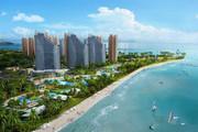 长岛蓝湾一线海景房,拥有双海湾的视野,打造休闲,娱乐,养生,