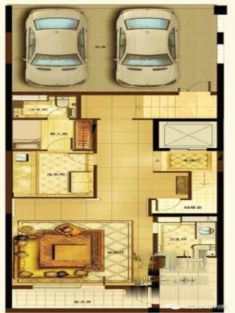 [我爱我家 相约米兰] 燕西华府人大附学区 纯别墅一手房 联排别墅 送