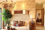 博鳌碧桂园拥有优质海岸线,细软的沙滩、湛蓝的海水高端别墅住宅-室内图-1