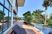 豪宅 陵水富力湾一线沙滩海景大别占地3亩豪华装到沙滩30米-室内图-7