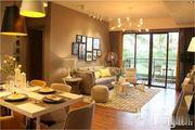 开发商直销 豪华装修 景观房 户型方正 朝南 现房 环境优美