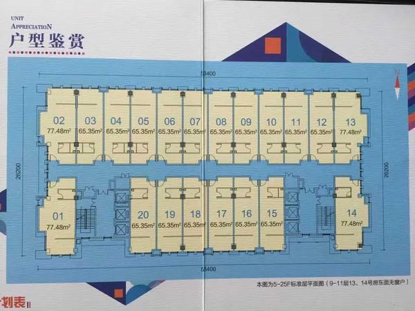 王家湾小两室 南向看小区单价一万三五 需要的尽快-室内图-5