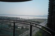 钱江新城一线双江景全明大四房小区中心位置 房东诚售 看房方便