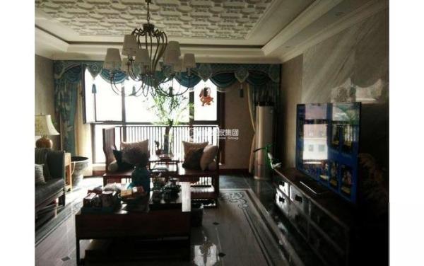 嘉俊花园 装四室 电梯六楼 通透户型 景观 环境-室内图-2