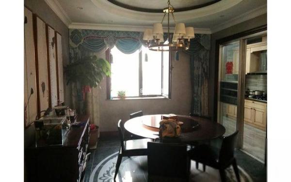 嘉俊花园 装四室 电梯六楼 通透户型 景观 环境-室内图-7