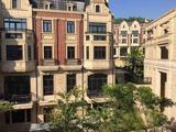 中海九号公馆联排别墅,双首层设计,实用约700平