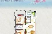 鲁能海蓝福源纯板楼现房3房南北通透 1梯2户成熟社区交通便利-室内图-12